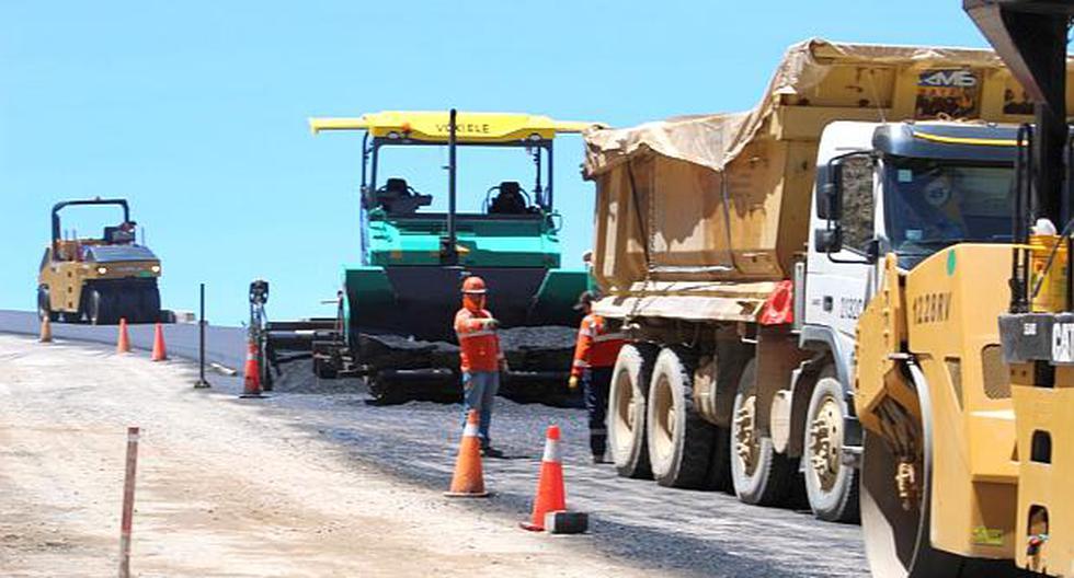 Proyectos de infraestructura en 2020 generaron negocios para Sacyr por US$ 143,4 millones