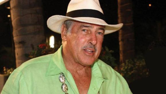 Actor Andrés García tiene una larga trayectoria en telenovelas mexicanas.