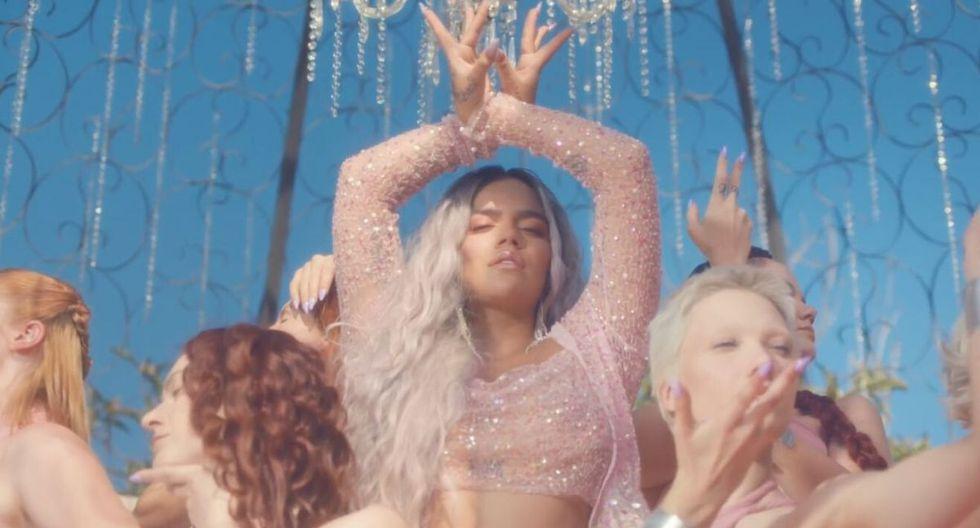 """La popularidad de la canción dio pie al """"Tusa Challenge"""". (Captura)"""