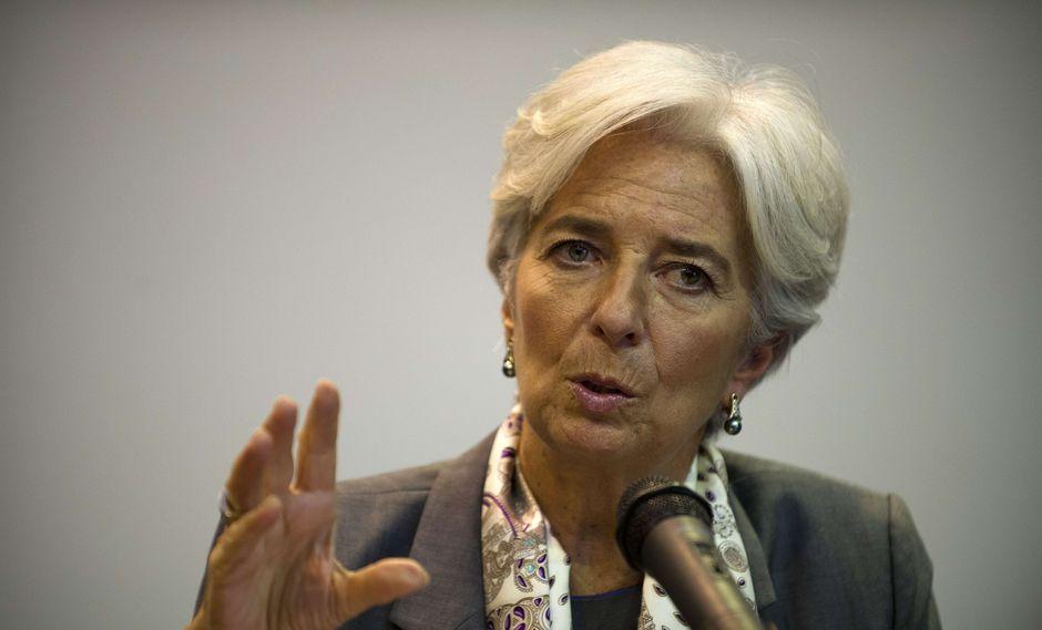 """El FMIno ha realizado """"ninguna de las auditorías"""" que la organización realiza a todos los miembros de manera anual. (Foto: AFP)"""