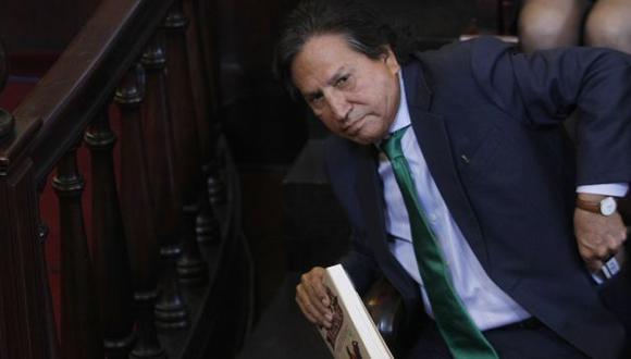 ESTRATEGIA LEGAL. El ex presidente Alejandro Toledo busca que la investigación fiscal se archive. (Nancy Dueñas)