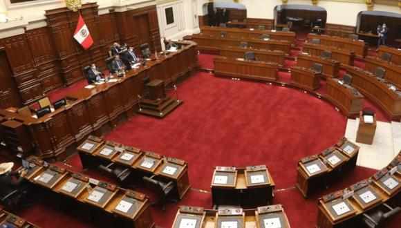 La comisión especial del Congreso es la encargada de elegir a los candidatos para integrar el TC. (Foto: Congreso de la República)