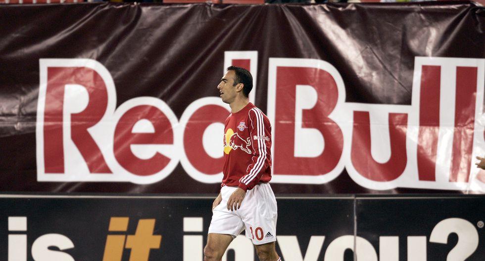 Youri Djorkaeff - MetroStars / New York Red Bulls (2005-2006) (Foto: AFP)