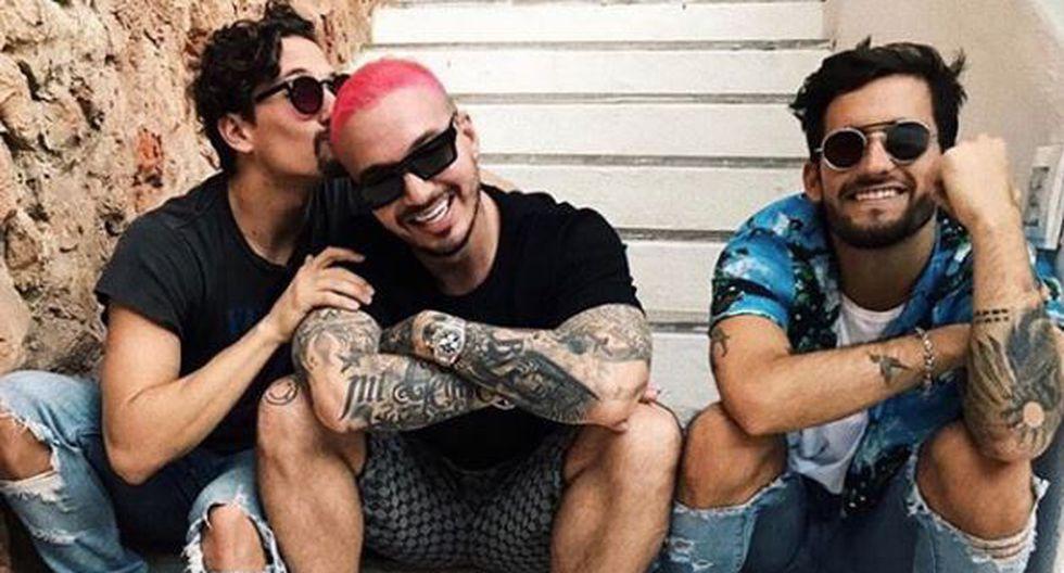Mau y Ricky, los hijos de Ricardo Montaner, brillan con luz propia y conquistan día a día a sus seguidoras. (Instagram/@mauyricky)