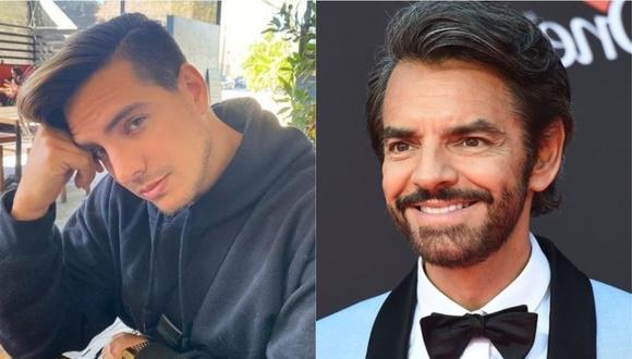 Vadhir Derbez defiende a su padre Eugenio ante críticas por salud de Sammy Pérez. (Foto: @ederbez)