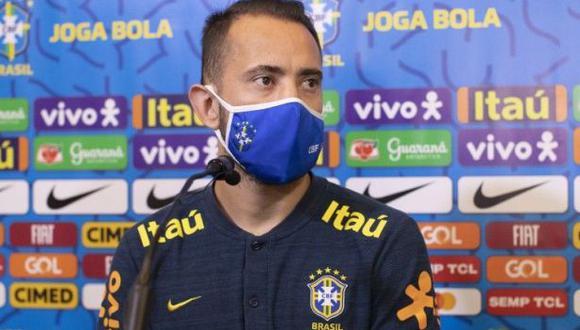 Everton Ribeiro lucirá el 10 en la selección de Brasil en choque ante Venezuela. (Foto: AFP)