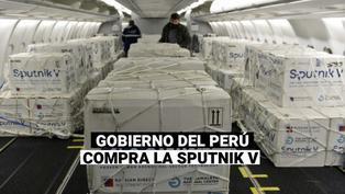Minsa anuncia acuerdo para la compra de Sputnik V