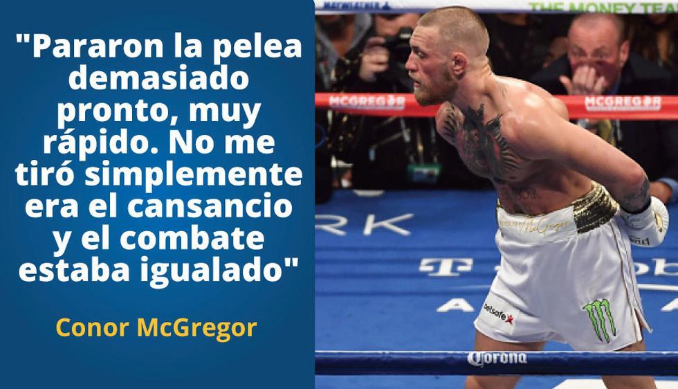Floyd Mayweaher vs. Cono McGregor