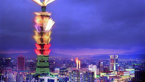 Taiwán está llena de rascacielos, pero su orden es envidiable. (USI)