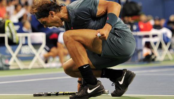 'Rafa' Nadal estuvo indomable en el abierto de EEUU. (AFP)