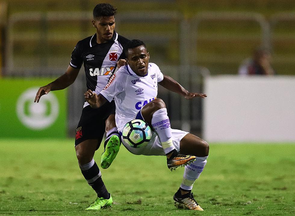 Racing lidera la tabla de posiciones del Grupo E con cuatro unidades, mismo puntaje que ostenta la U. de Chile; mientras que, Vasco y Cruzeiro aún no suman. (GETTY IMAGES)