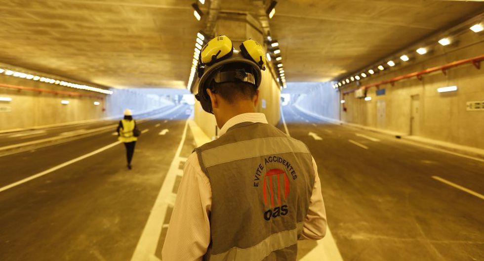 Bypass de 28 de Julio: Municipalidad de Lima puso en funcionamiento obra este viernes. (Anthony Niño de Guzmán)