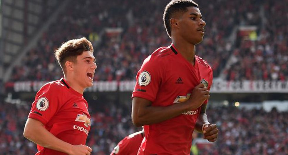 Manchester United vs. Newcastle: chocan por la fecha 8 de la Premier League. (Foto: AFP)