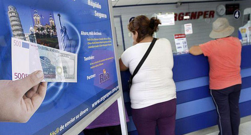 Las remesas casi se cuadruplicaron desde el 2001. (USI)