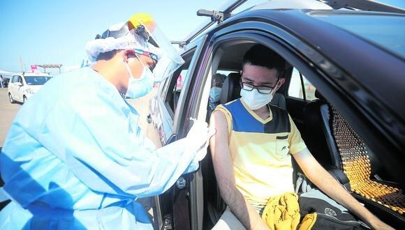 Campaña. La tercera Vacunatón espera inmunizar a más de 200 mil personas. (Foto: GEC)