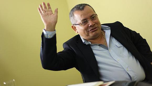 Largos tentáculos. El prófugo abogado Rodolfo Orellana Rengifo tendría nexos hasta en el Congreso de la República. (Fidel Carrillo)