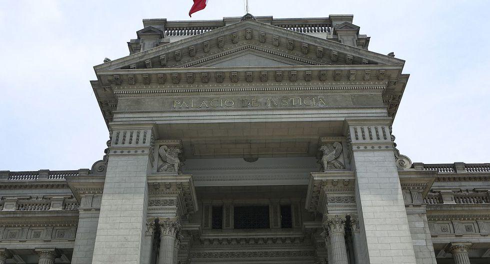 El Poder Judicial oficializó el nombramiento de Víctor Zúñiga como nuevo juez de investigación preparatoria en el sistema contra el crimen organizado y corrupción de funcionarios. (Foto: GEC)