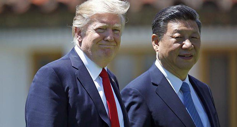 Donald Trump y Xi Jinping habían acordado una tregua a la guerra comercial. (Foto: AP)