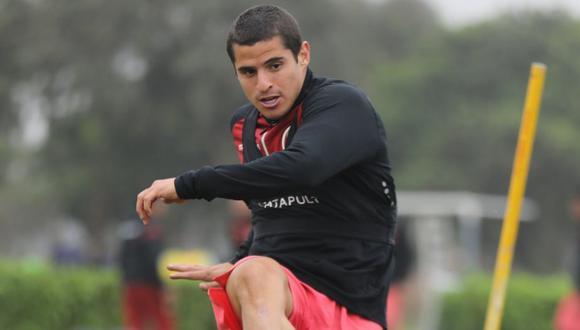 Corzo podría regresar para el U-Cristal de la fecha 5 de la Fase 1 de la Liga 1. (Foto: Universitario)
