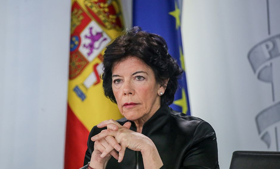 """""""Apostamos por la celebración inmediata de elecciones para la elección de un nuevo presidente"""", es la postura del Gobierno español. (GETTY)"""