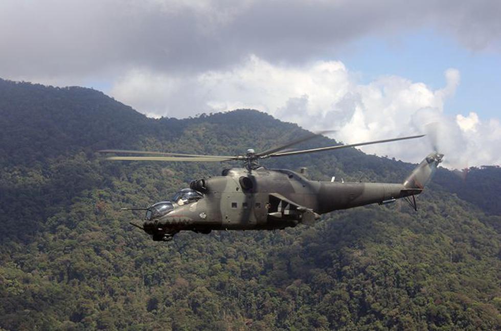 Comando Especial del VRAEM envía especial saludo a las mamás peruanas. (Difusión)