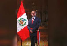 Ministro de Trabajo, Iber Maraví, dice que no tiene vínculo con el Movadef