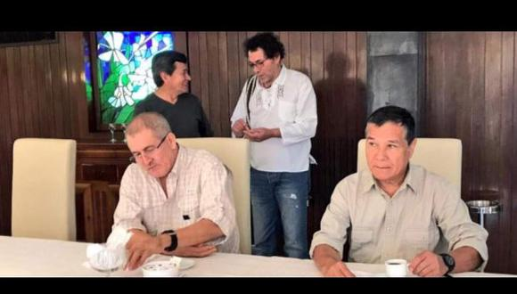 Líderes de guerrillas se reúnen en Cuba (www.eltelegrafo.com.ec).