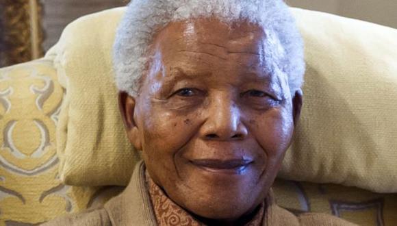 FUERTE. Mandela está en estado crítico, pero sigue dando batalla. (AFP)