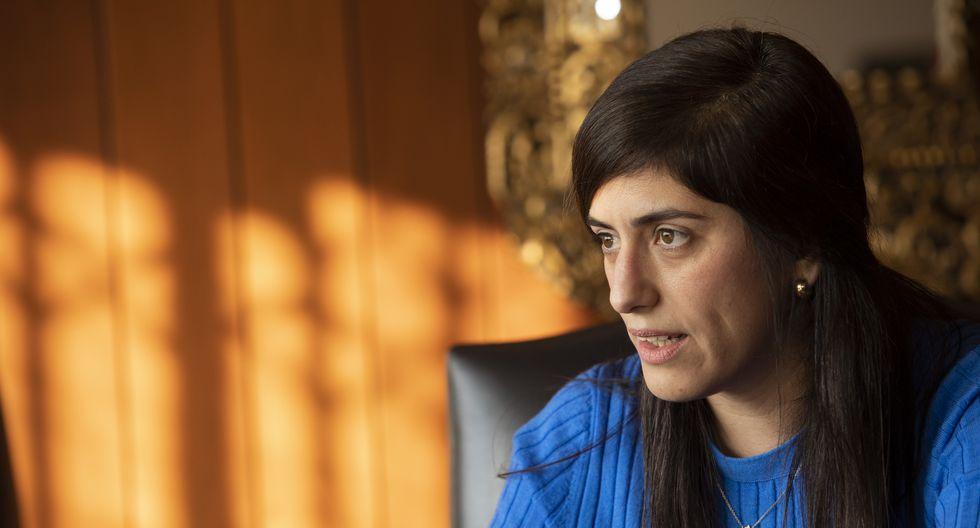 No pasó nada. Falsas imputaciones buscaron empañar la imagen de la ministra Alva. (Foto: José Rojas / GEC)