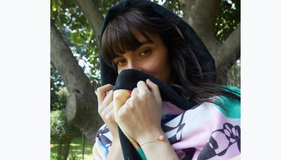 Isabella Ghibellini es la creadora de  Peruvian Flake / Foto: Nicole Bergman