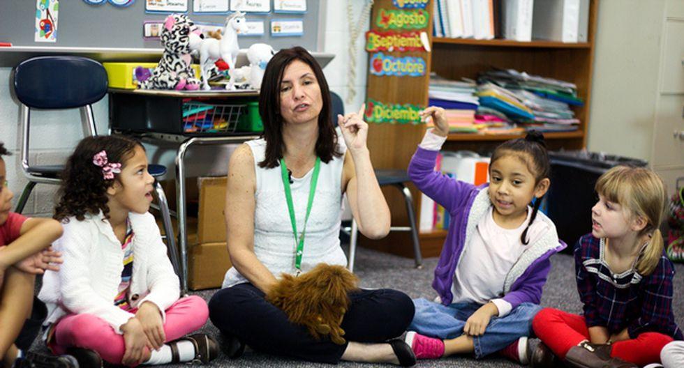 Conoce más sobre el programa que busca potenciar a profesores con habilidades profesionales en EE.UU. (Difusión)