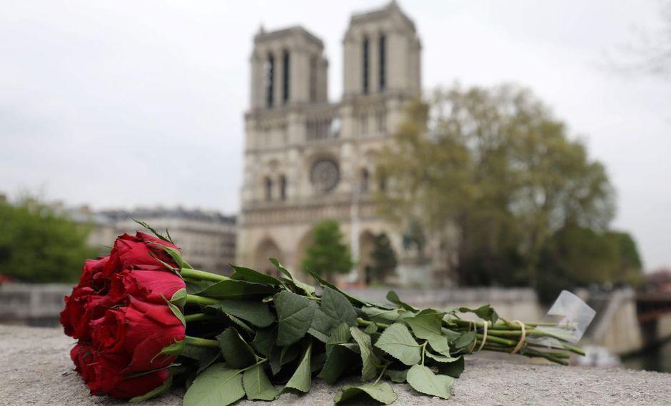 Francia ha tenido que acudir en auxilio de sus monumentos nacionales en más de una ocasión. (Foto: AFP)