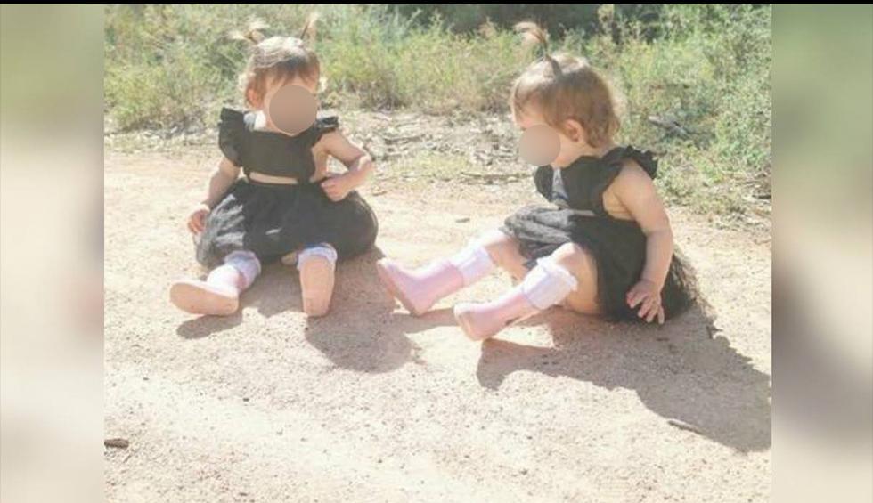 Jóvenes llegaron a salvar la vida de sus hijas gracias a la rápida reacción de uno de ellos. (Foto: Facebook/Stacee Carter)