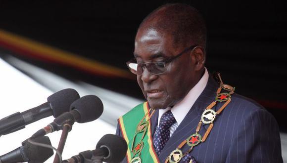 """""""Estamos realmente orgullosos de nuestra gente por el papel que jugaron"""", aclaró el ministro de Transportes, Christopher Mushohwe. (AP)"""