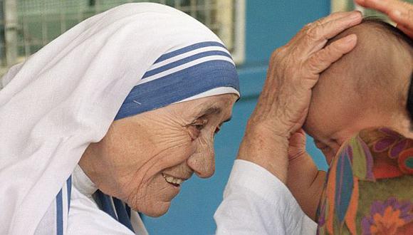 La madre Teresa de Calcuta será canonizada el 4 de septiembre de 2016 en Roma. (AFP)