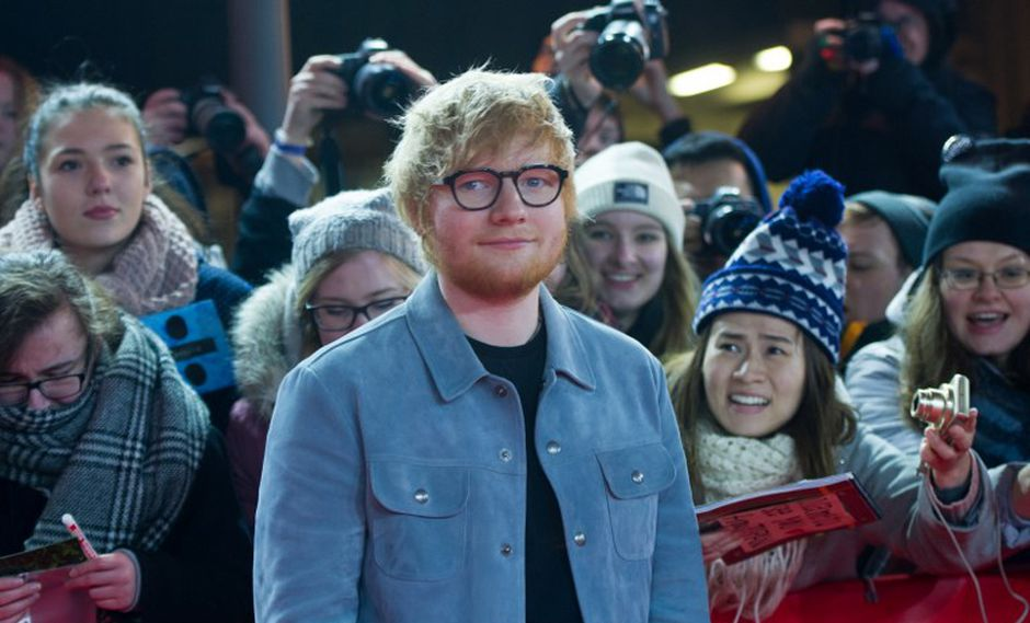 Ed Sheeran enfrentará demanda por plagio a Marvin Gaye(Foto: AFP)