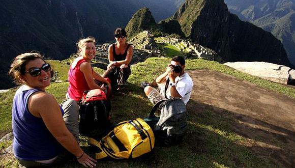 El 25% de visitantes fueron estadounidenses. (Andina)