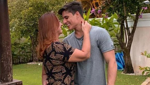 Nadine Gonçalves hizo oficial su relación con el games en abril pasado. (Foto: Instagram)