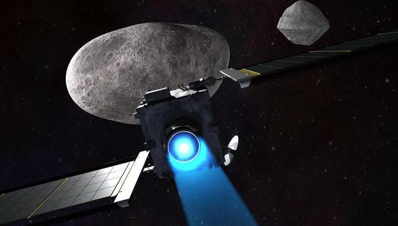 """""""DART es un primer paso en los métodos de prueba para la desviación de asteroides peligrosos"""", dijo Andrea Riley, Ejecutiva del Programa DART en la sede de la NASA."""