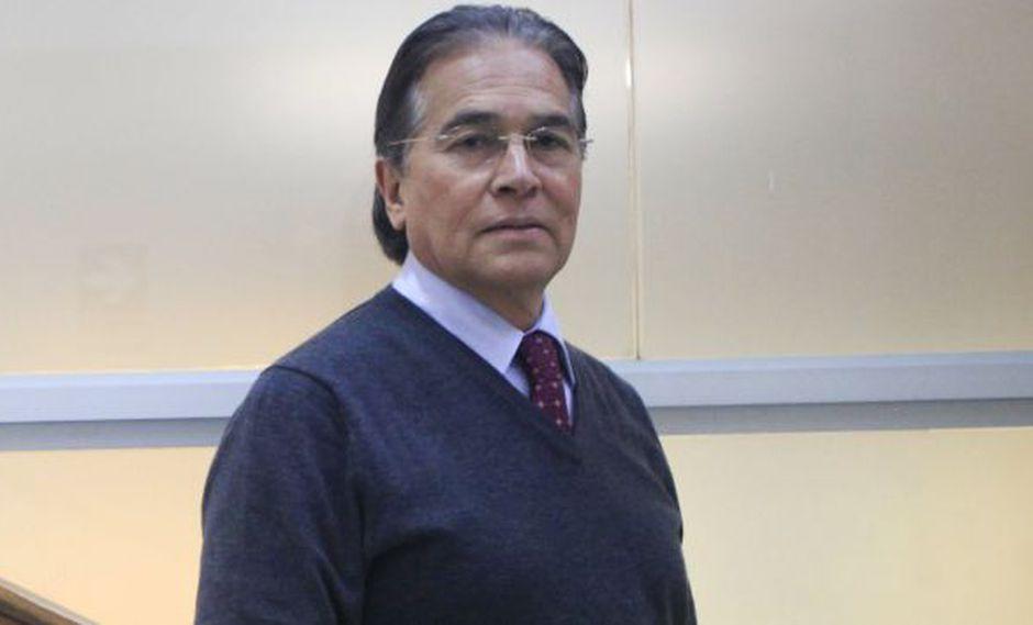 Vladimiro Huaroc cree que Fuerza Popular está en una etapa de renovación. (USI)