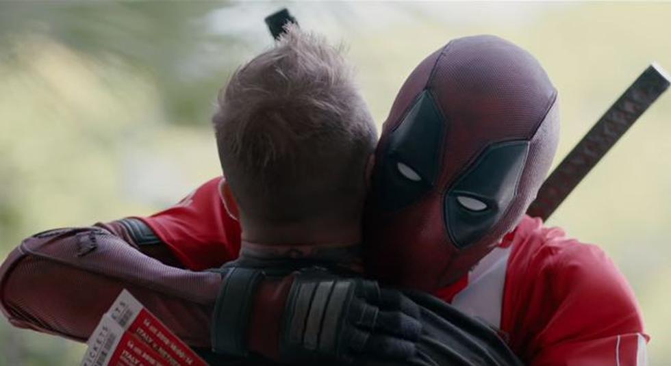 'Deadpool' decide disculparse con David Beckham en divertido spot. (YouTube/20th Century Fox)