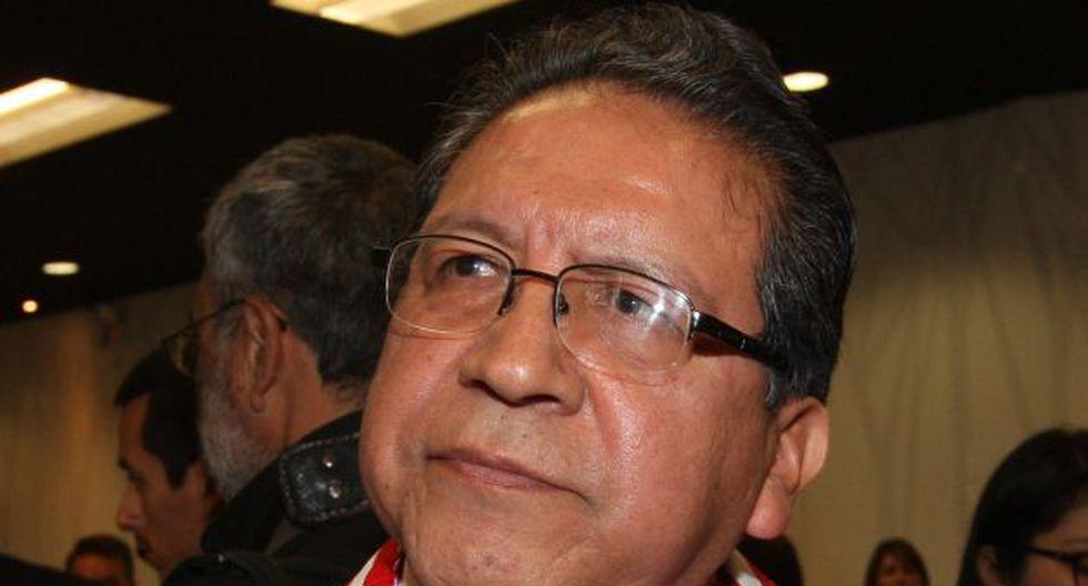 La labor de Pablo Sánchez es cuestionada por congresistas de Fuerza Popular, Apra y Acción Popular.