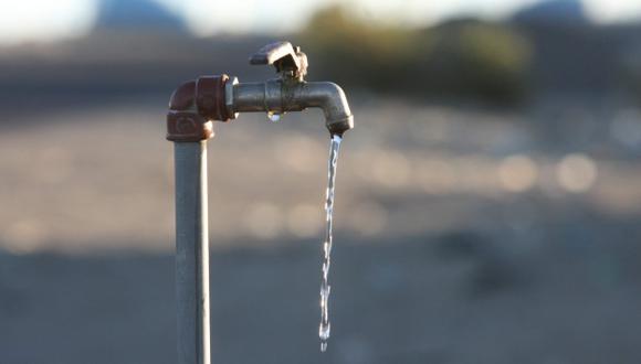 Limeños podríamos sufrir, en pleno verano, restricción de agua ante falta de lluvias. (Fidel Carrillo)