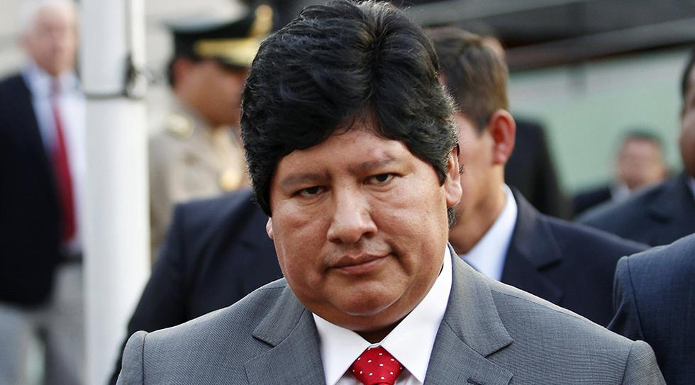 Edwin Oviedo se refirió a Antonio Camayo y al juez César Hinostroza en una carta abierta. (Foto: Reuters)