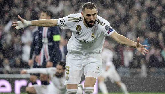Real Madrid vs. Alavés se enfrentan en la Liga Santander. (Foto: AFP)