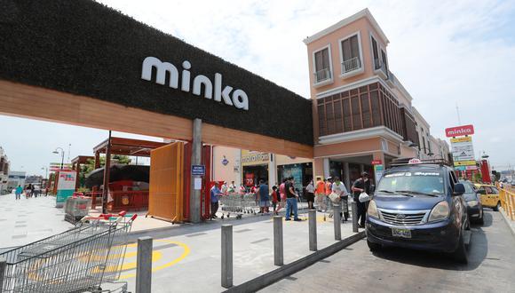 Minka informa que colaborador falleció a causa de COVID 19. (Foto: Lino Chipana/GEC)
