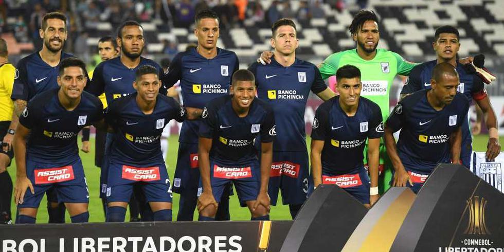La lista de convocados por Alianza Lima para medirse a River Plate. (Foto: AFP)