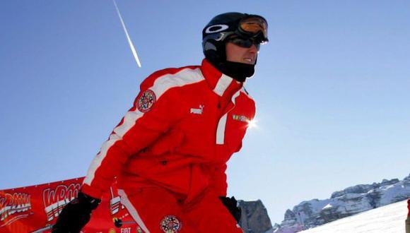 Michael Schumacher: Su vocera niega que tenga neumonía. (EFE)