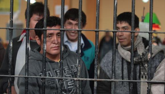 Se pretende evitar que los presos actúen fuera de la ley.  (Andina)