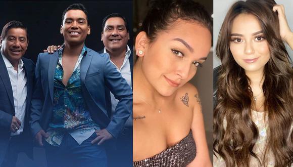 Hermanos Yaipén, Daniela Darcourt y Amy Gutiérrez se unen en concierto virtual a favor de niños de escasos recursos. (Foto: Composición Instagram)